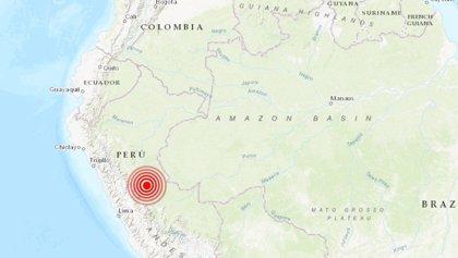 Un sismo de 5,4 grados sacude el norte de Perú