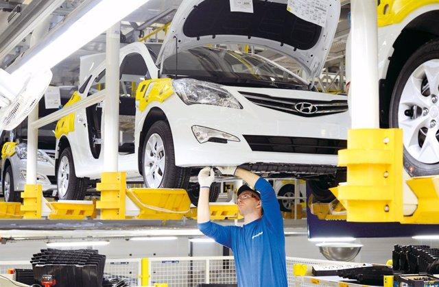 Planta de Hyundai