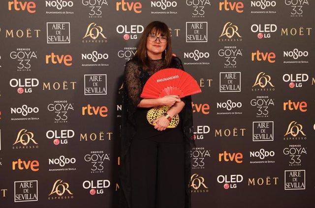 XXXIII edició de la Gala dels Goya. Catifa vermella