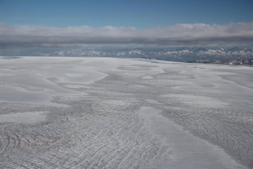La cota de nieve, clave en el derretimiento del hielo en Groenlandia