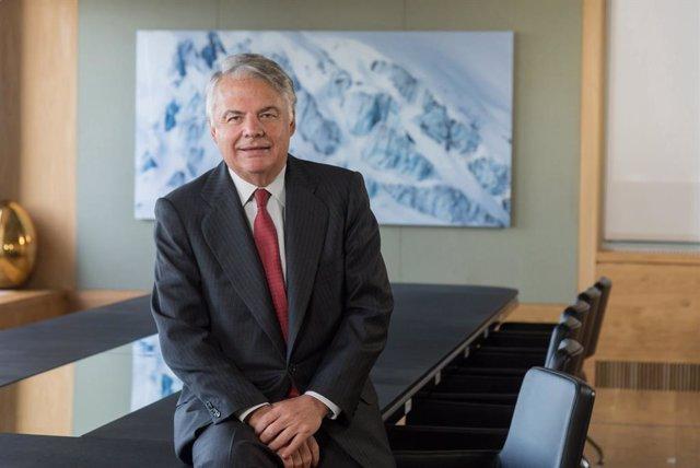 Ignacio Garralda, financiero del año 2019