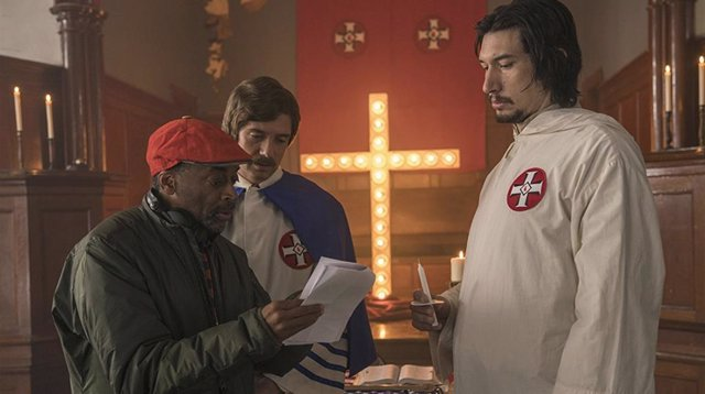 Infiltrado en el KKKlan, la película con la que Spike Lee al fin conquistó los O