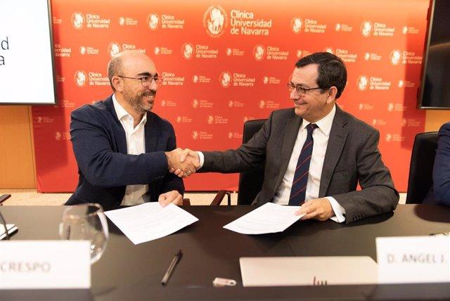 Empresas.- Universidad de Navarra y Multiópticas investigarán cómo prevenir la d
