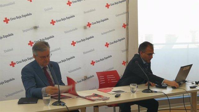 Cruz Roja ayuda a más de un millón de personas en la Comunitat y aumenta en un 5