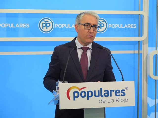 "Garrido: ""163.000 contribuyentes riojanos se beneficiarán de propuesta del PP pa"
