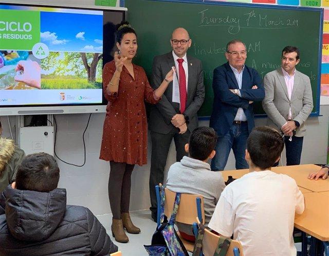 Málaga.- La Diputación realiza una campaña de concienciación sobre reciclaje en