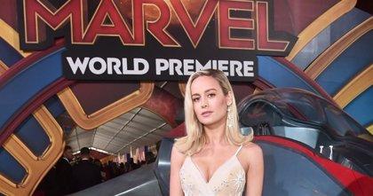 Brie Larson (Capitana Marvel) será una agente de la CIA en la nueva serie de Apple TV
