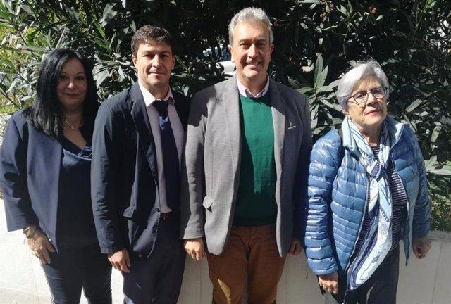 El Ayuntamiento de Santa Cruz de Tenerife y Ataretaco renuevan el convenio de in