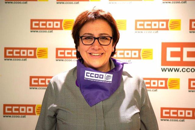 CC.OO Catalunya presenta un informe sobre la situació laboral de les dones