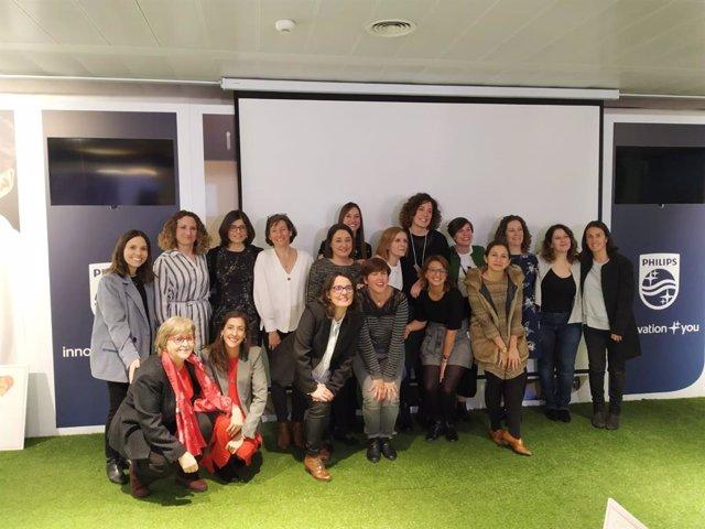 Philips y la FAME reconocen las iniciativas más innovadoras de las matronas en s