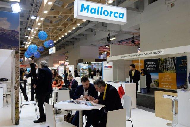 El estand de Mallorca en la ITB de Berlín cuenta con la participación activa de