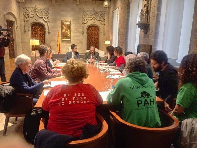 1.339 Famílies Catalanes Estan En Llista D'Espera Per Emergència Habitacional