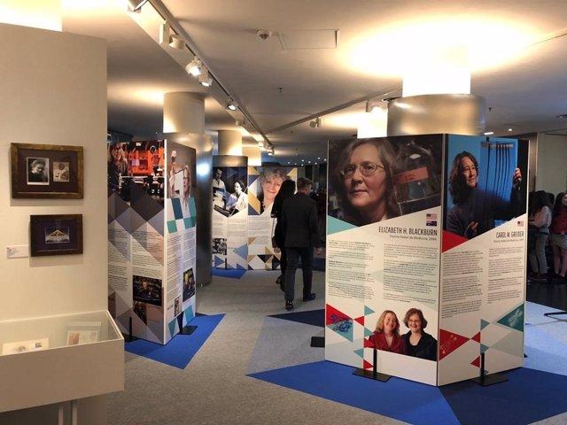 Un exposición reconocida internacionalmente llega al Congreso para homenajar a l