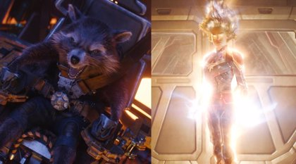 Los Vengadores supervivientes juntos en la nueva imagen de Endgame... con Capitana Marvel