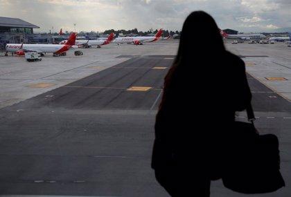 Investigan en Colombia un objeto que obligó a cerrar temporalmente el mayor aeropuerto del país