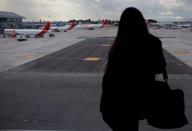 Investigan en Colombia un objeto que obligó a cerrar temporalmente el mayor aero
