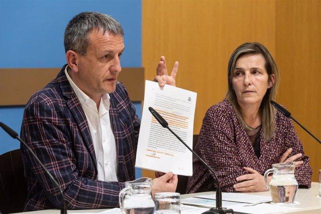 Zaragoza.- Rivarés pide una reunión urgente con Hacienda para aclarar el último