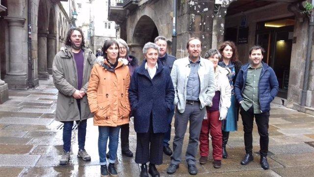En Marea reconoce contactos con Compromís, Més per Mallorca y Chunta Aragonesist