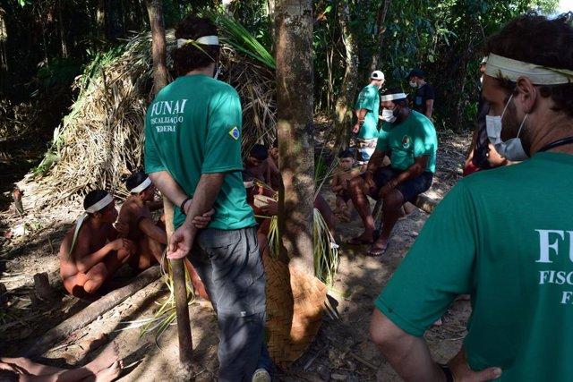 Brasil.- Brasil envía una expedición para proteger a una tribu aislada en el Ama