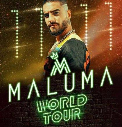 Maluma anuncia una nueva gira por EEUU y Canadá