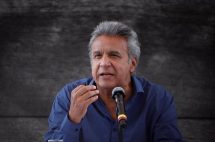 La aprobación de Lenín Moreno cae hasta su mínimo durante su Gobierno en Ecuador, según dos sondeos