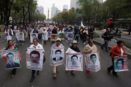 México acuerda con la CIDH un mecanismo para investigar el caso Ayotzinapa