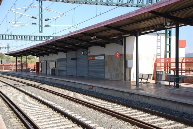 Estació de Rodalies / Rodalies de Rubí