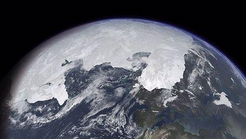 Cambios del océano austral desataron una edad de hielo de 100.000 años