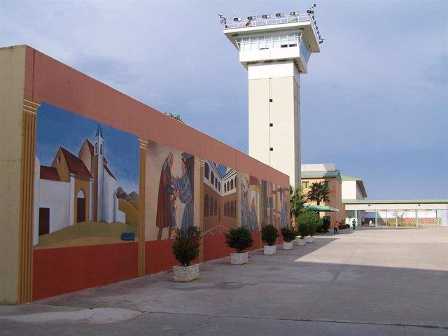 """Huelva.- Sucesos.- Un preso con """"problemas psiquiátricos"""" origina un incendio en"""