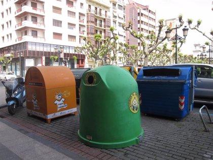 Cada riojano recicló 27,5 kilogramos residuos de envases de vidrio el año pasado, 105 envases por ciudadano