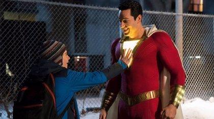 """Primeras críticas de Shazam: """"Divertida y diferente a todo lo que ha hecho DC"""""""