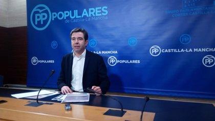 """PP cree que acto con Sánchez evidenció que Page hará en CLM """"las mismas políticas que han llevado a la deriva a España"""""""