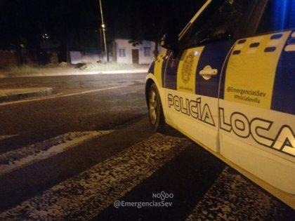 Detenido 'in fraganti' un hombre acusado de robar en el interior de varios vehículos estacionados en Sevilla