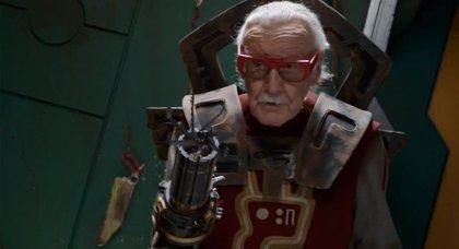 Así es el cameo de Stan Lee en Capitana Marvel
