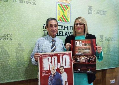 Torrelavega celebrará el Día Mundial del Teatro con la obra 'Rojo' y un homenaje al FIT