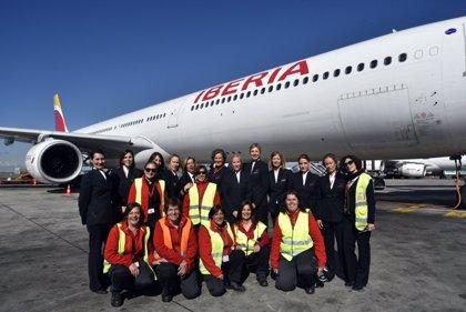 Iberia impulsa el talento femenino dentro y fuera de la compañía