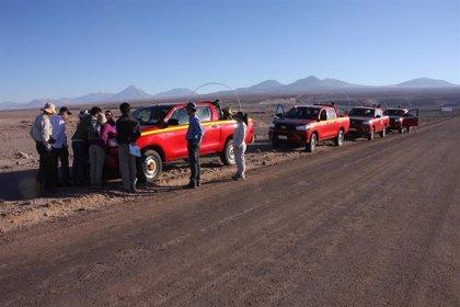 El CSIC estudiará el salar de Atacama, uno de los ecosistemas con mayores depósitos de litio y potasio del mundo