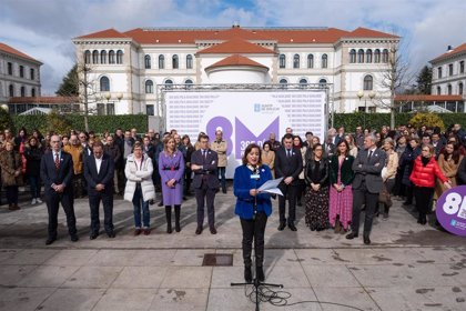 """La Xunta reivindica su """"firme compromiso con la igualdad"""" y pide un """"consenso institucional"""" en el Día de la Mujer"""