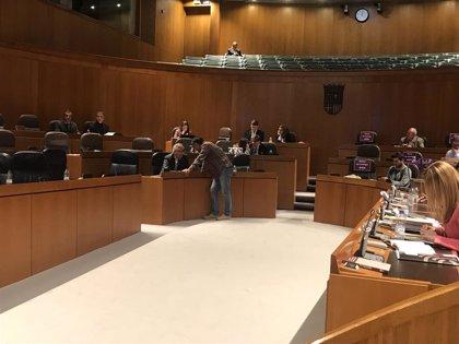 Pleno.- Gimeno espera que el plan de igualdad de la Administración General esté terminado este año