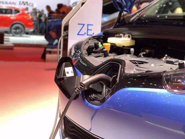 Recurso de Vehículo eléctrico