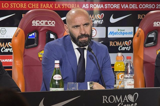 Fútbol.- Monchi abandona la Roma de mutuo acuerdo con el club