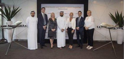 Etihad Aviation y Avis Budget anuncian una alianza exclusiva