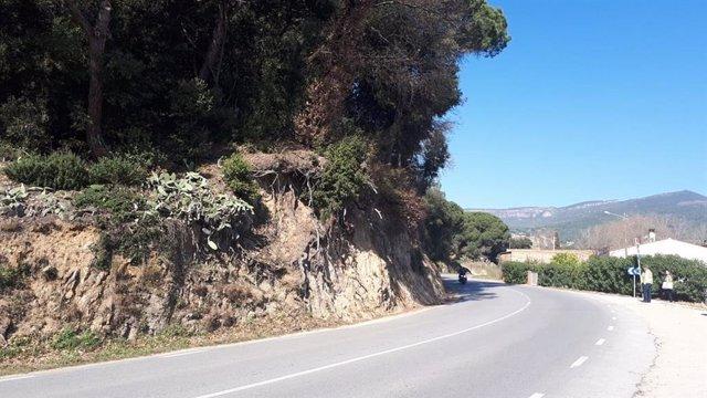 Les obres en la carretera vallesana BV-1435 començaran la setmana vinent