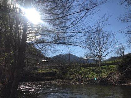 """El mes de febrero en Asturias fue """"seco, cálido y extremadamente soleado"""", según la AEMET"""