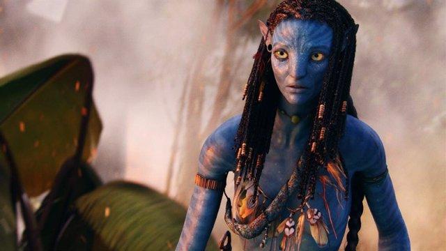 Las primeras imágenes de Avatar 2... Solo para accionistas de Disney