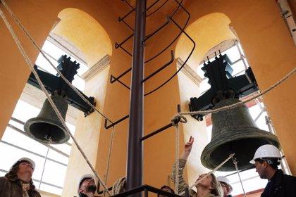 Finaliza la restauración de la torre de la Iglesia de San Bartolomé de Sevilla