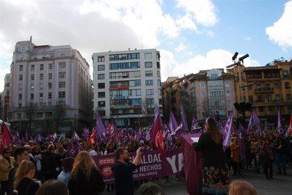 UGT y CCOO estiman en el 63% el seguimiento de la huelga en Cantabria