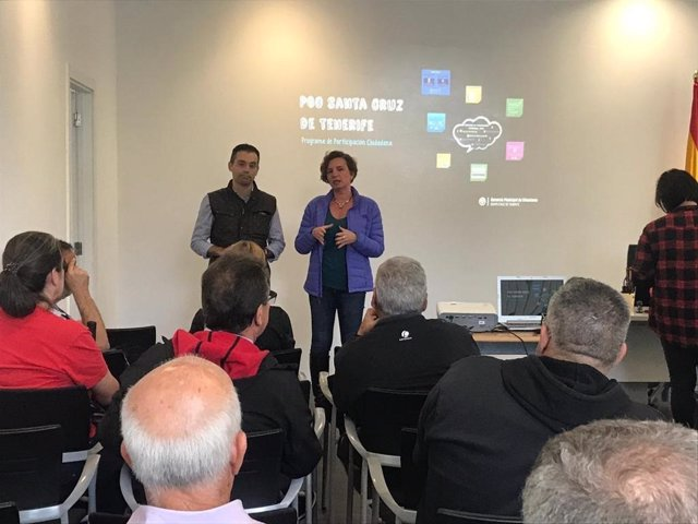 El Ayuntamiento de Santa Cruz de Tenerife inicia en San Andrés el programa de pa