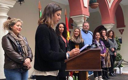 """Alcalá (Sevilla) resalta su """"compromiso por la igualdad"""" para que los derechos de las mujeres """"no sean cuestionados"""""""