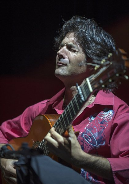 'Flamenco Viene del Sur' lleva 'Pura gloria' del Niño de Pura al escenario del Teatro Central de Sevilla